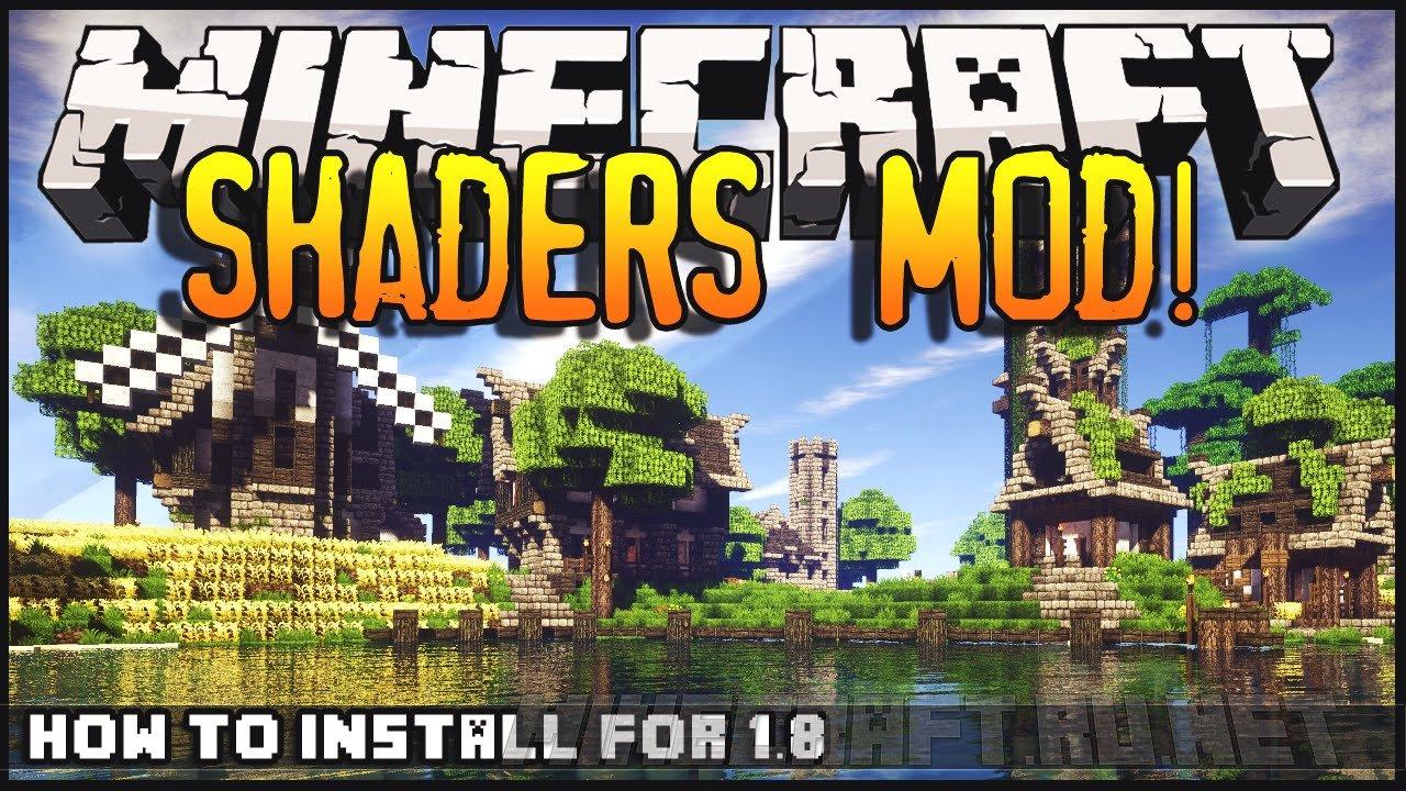 Minecraft Shaders Mod
