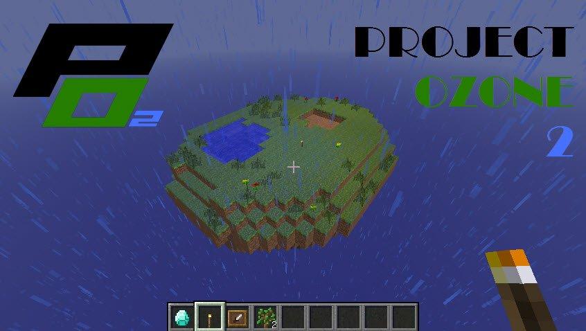 Minecraft Stranded - Проект Озон 2