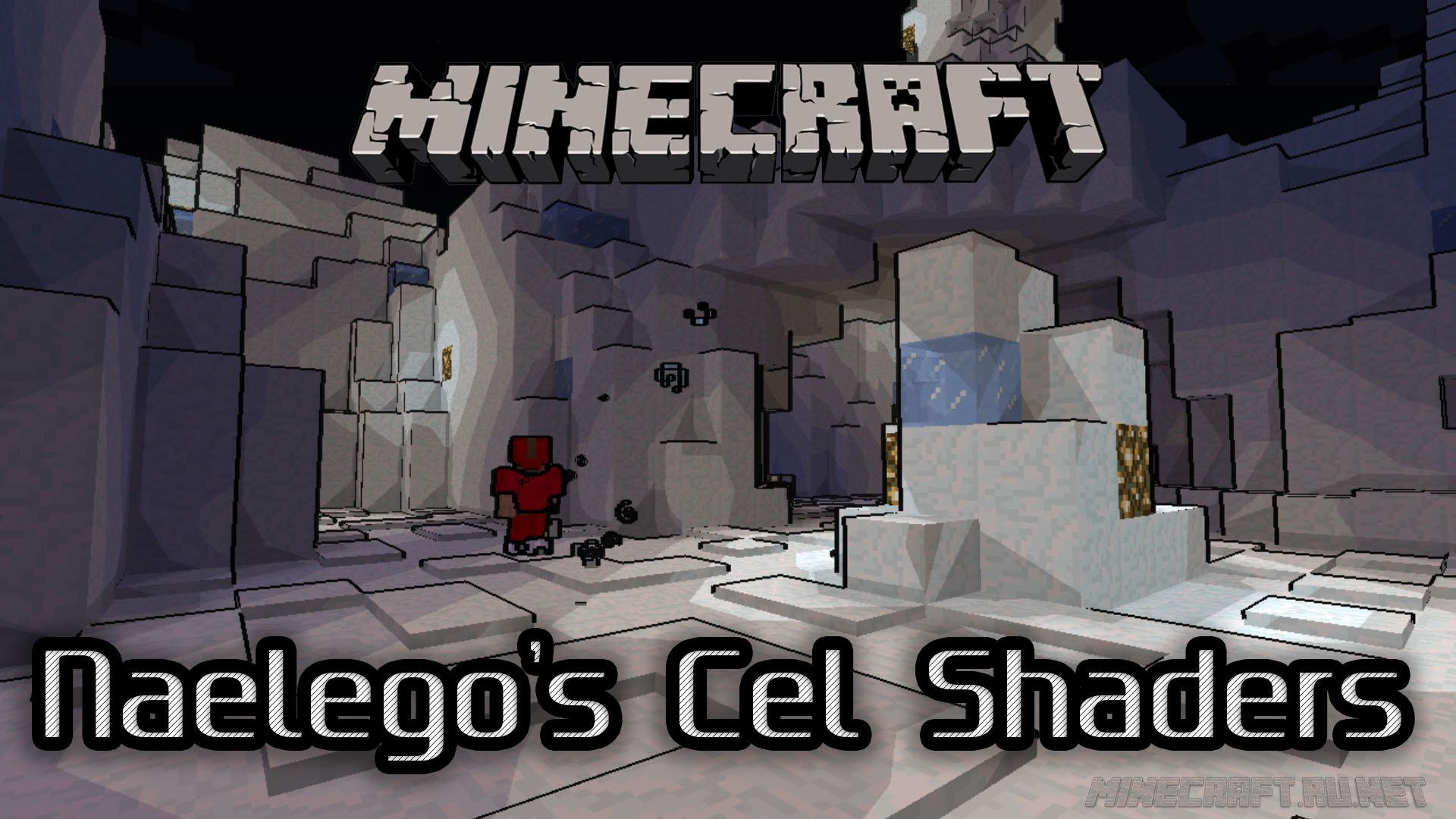 Minecraft Naelego's Cel Shaders