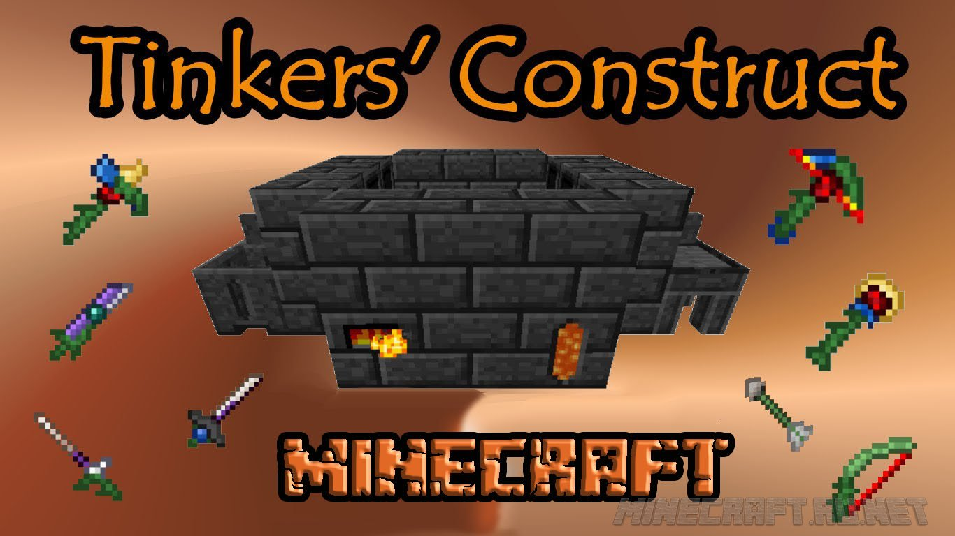 Minecraft Tinkers Construct