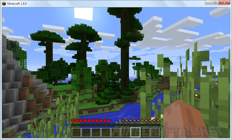 Minecraft 1.8.9 › Releases › MC-PC.NET