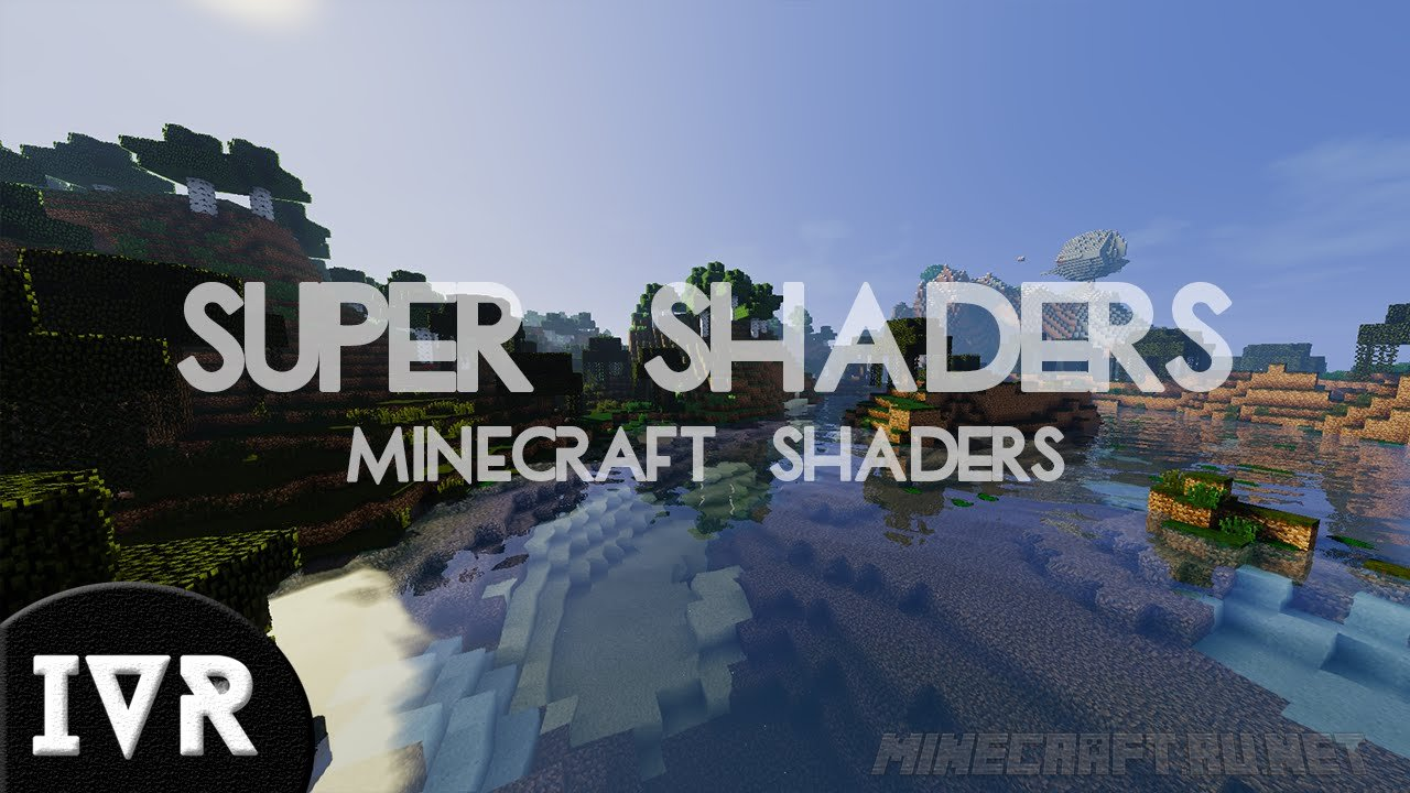 Super Shaders v.10100.100 [10.10.10] › Shader Packs › MC-PC.NET — Minecraft