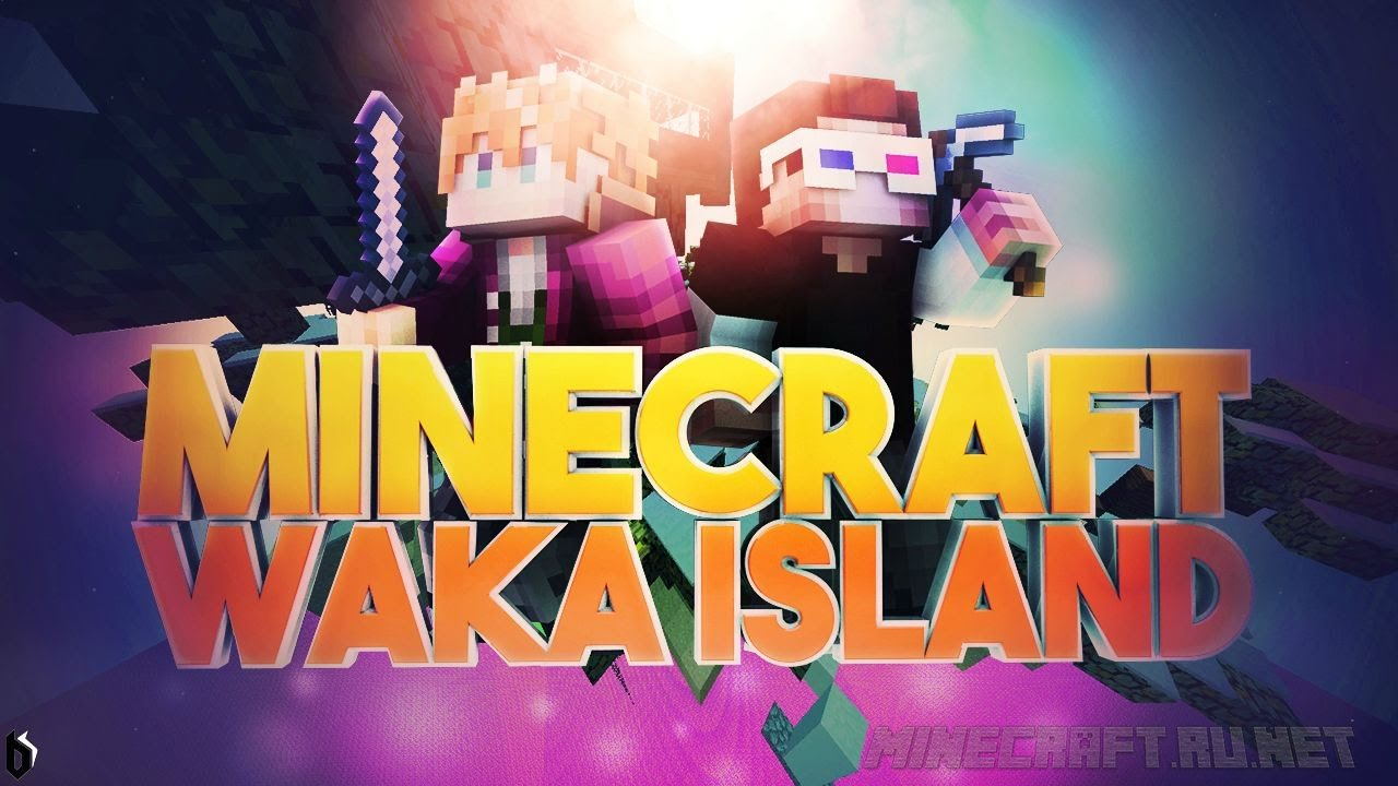 Minecraft Waka Islands