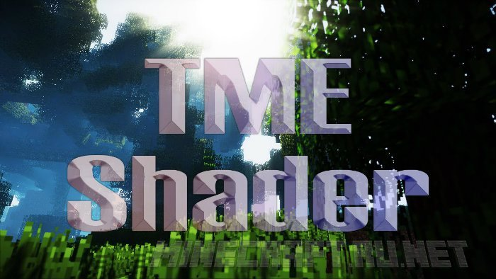Minecraft CrankerMan's TME Shaders