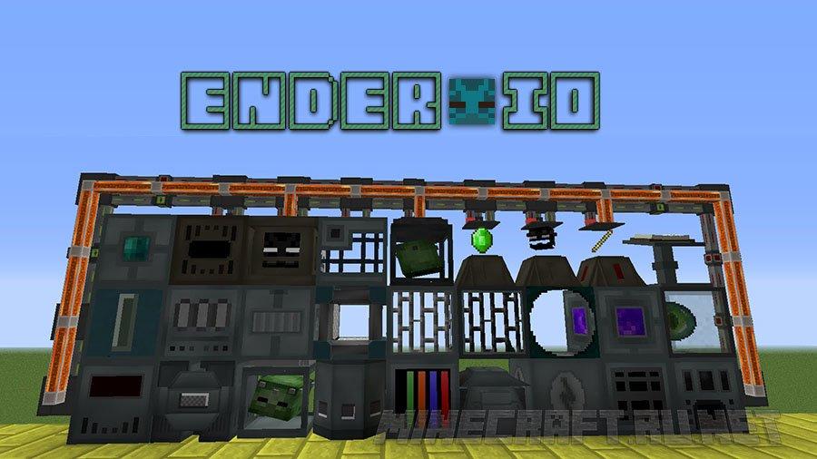 Minecraft Ender IO