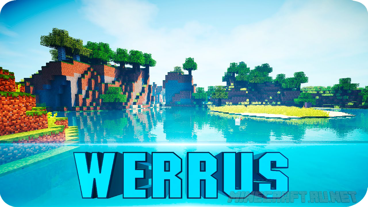 Minecraft Werrus Shaders