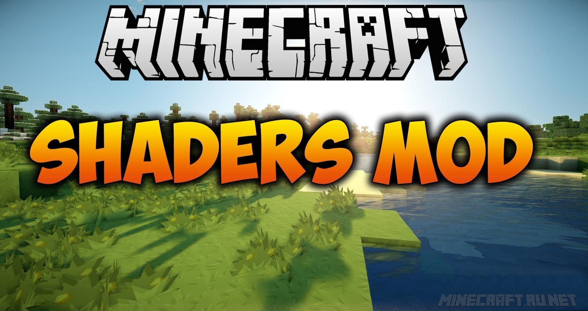 Minecraft ShadersMod
