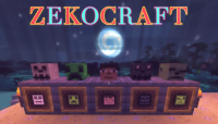ZekoCraft - Resource Packs