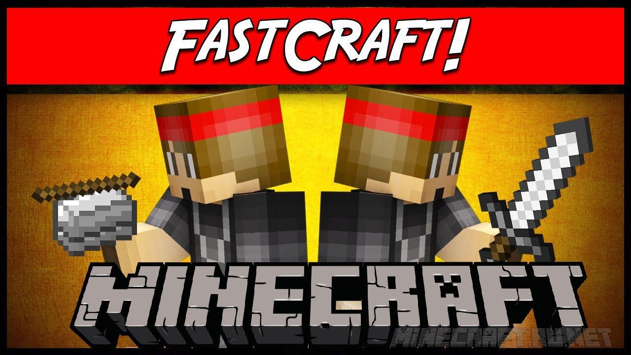 Minecraft FastCraft