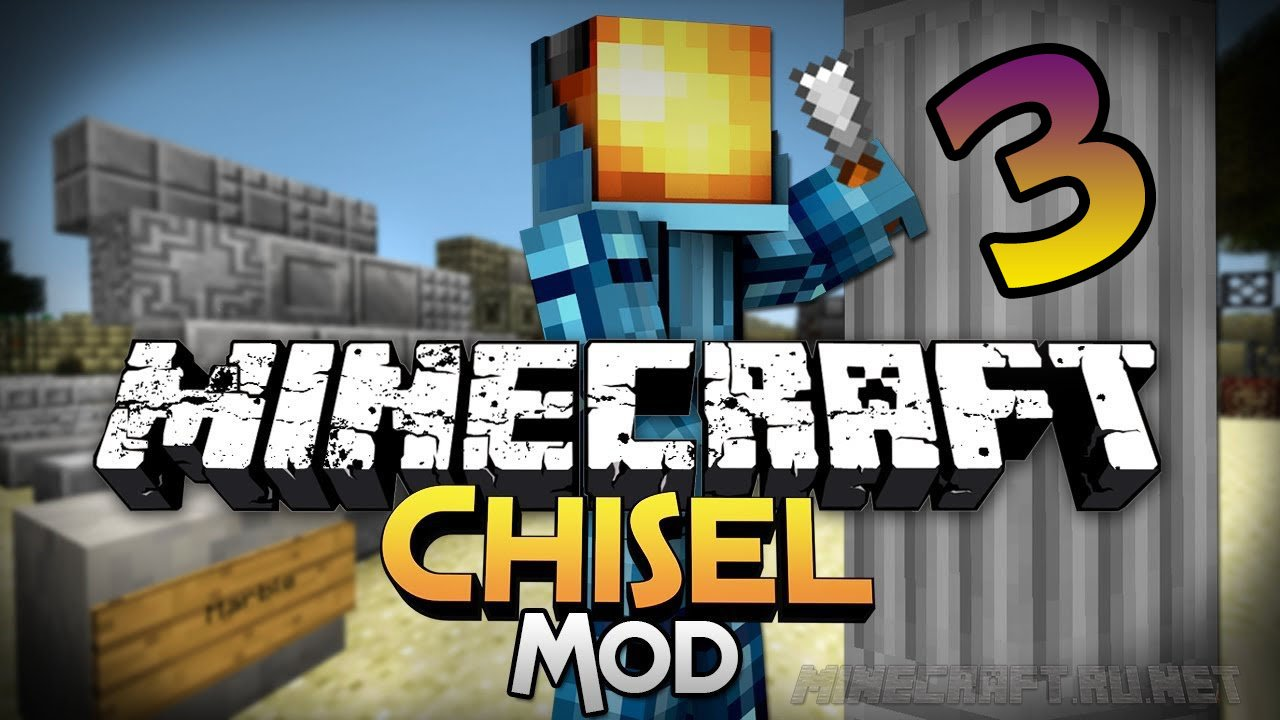 Minecraft Chisel