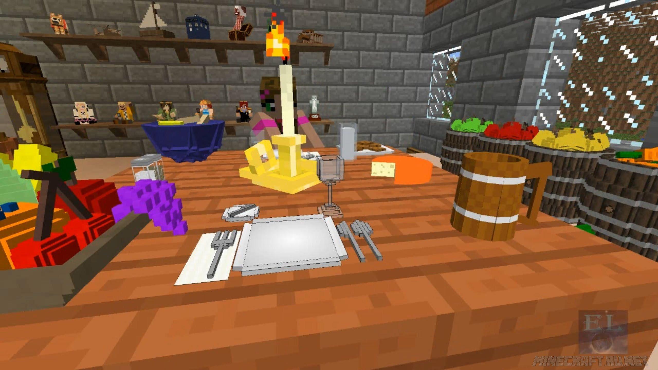 Decocraft V 2 3 2 1 8 9 Mods Mc Pc Net Minecraft Downloads