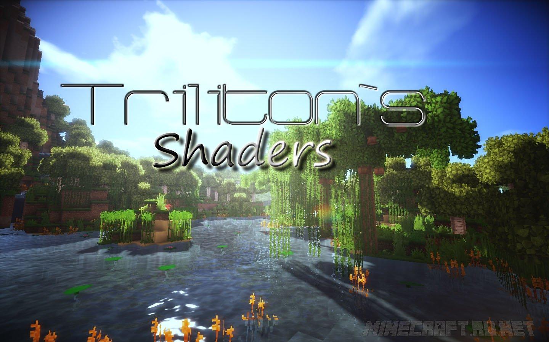 Triliton`s Shaders v.100.X [10.10.10] › Shader Packs › MC-PC.NET