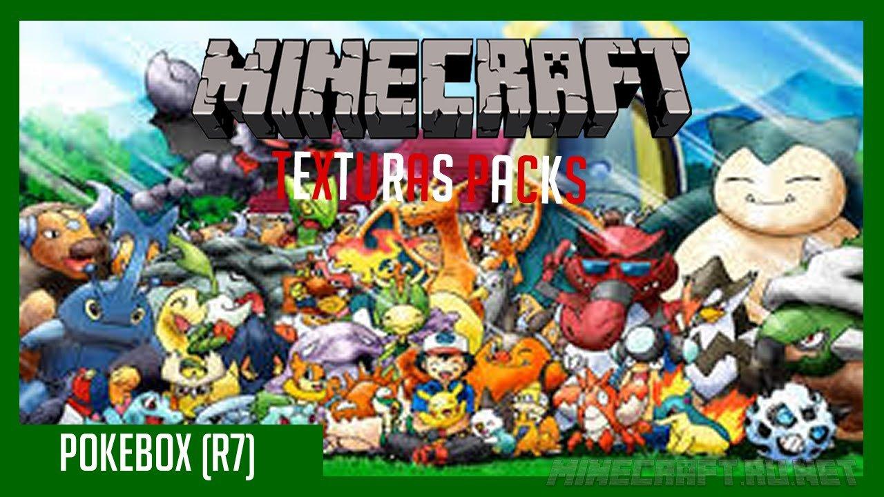 Minecraft PokeBox