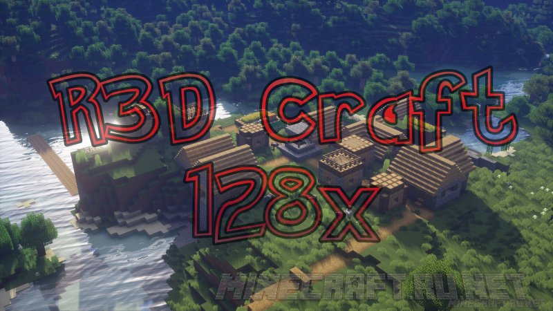 Minecraft R3D Craft