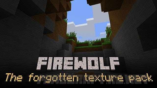 Minecraft Firewolf
