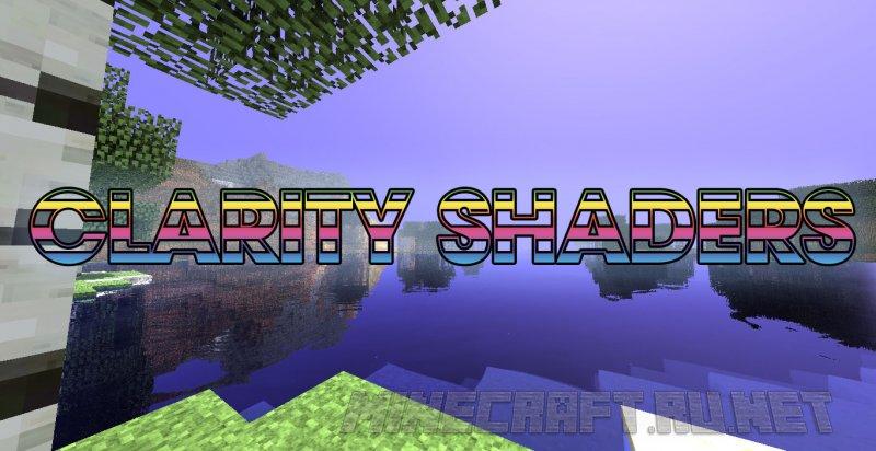 Minecraft Clarity Shaders