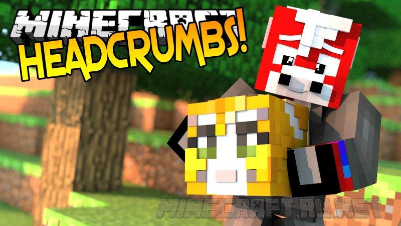 Minecraft HeadCrumbs