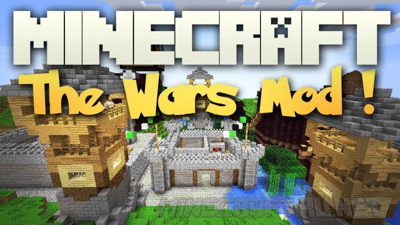 Minecraft The Wars Mod
