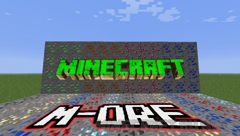 Minecraft M-Ore