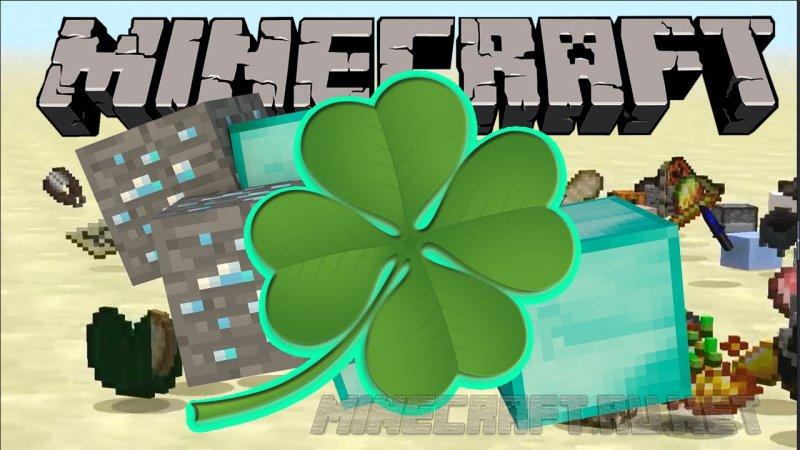 Minecraft Magic Clover