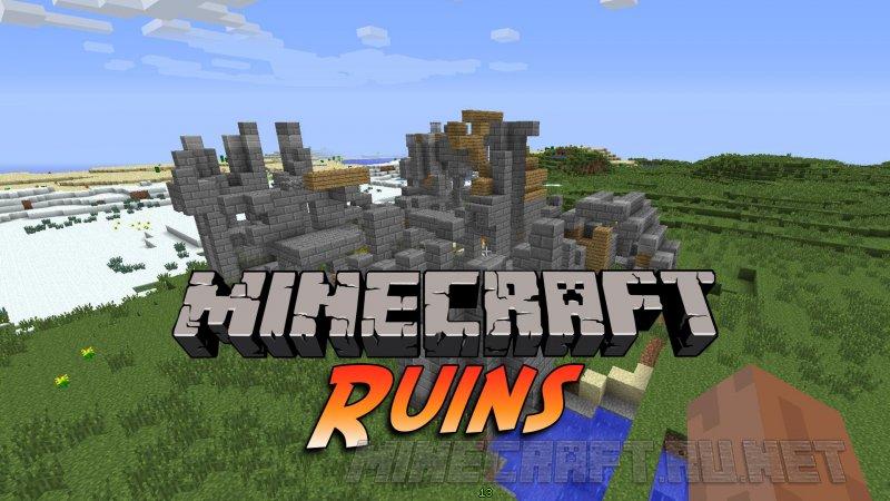 Minecraft Ruins