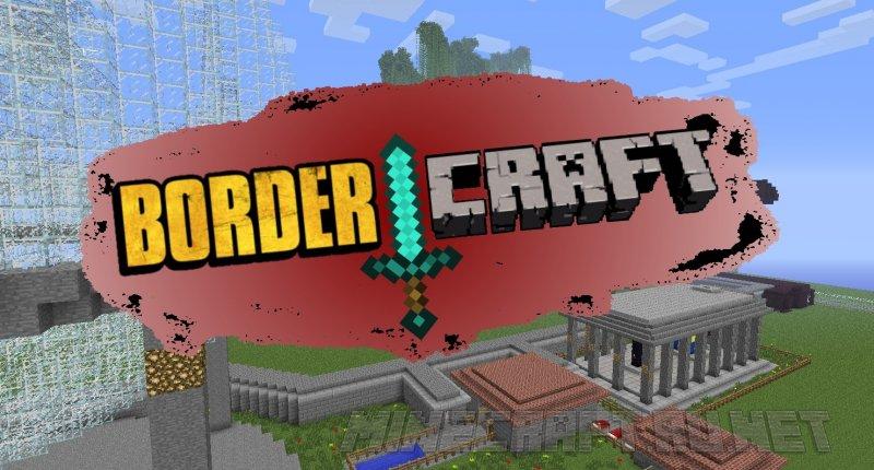 Minecraft BorderCraft