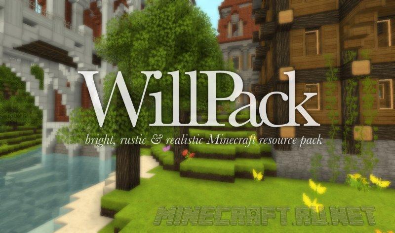 Minecraft Willpack