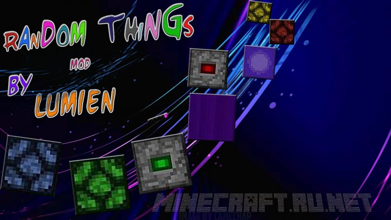 Minecraft Random Things