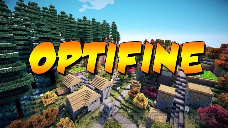 Minecraft OptiFine HD Ultra