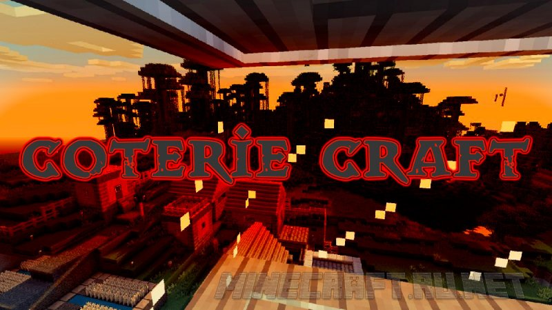Minecraft Coterie Craft