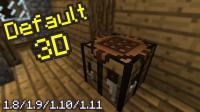 Default 3D - Resource Packs