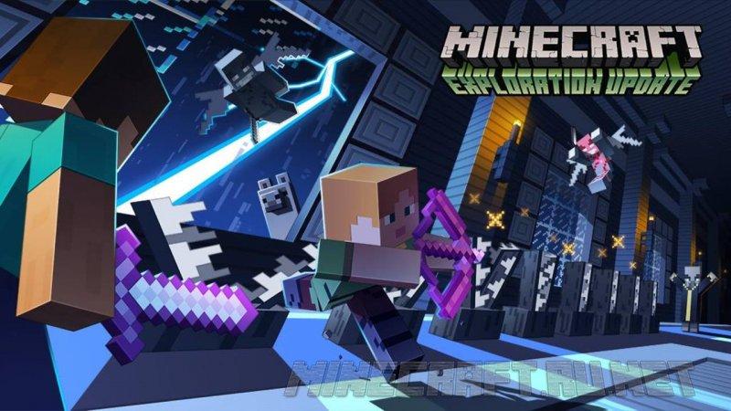 Minecraft Minecraft 1.11