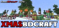 XmasBDcraft - Resource Packs