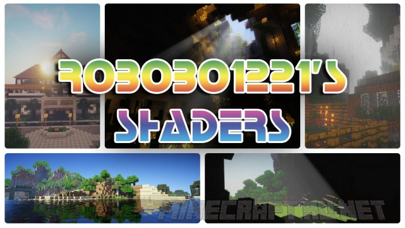 Minecraft Robobo1221's Shaders