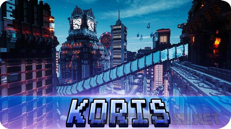 Minecraft Koris - An Underwater Utopia