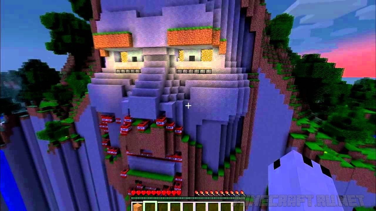 Minecraft: Temple of Notch! DOWNLOAD LINK PROVIDED