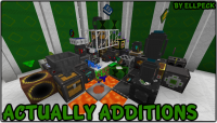 Actually Additions - Mods