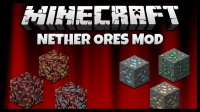Nether Metals - Mods