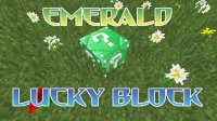 Lucky Block Emerald - Mods