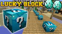 Lucky Block Diamond - Mods