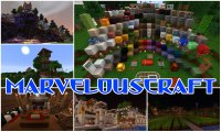 MarvelousCraft - Resource Packs