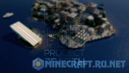 Minecraft Project Zearth