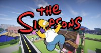 The Simpsons Map - Maps