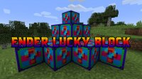 Lucky Block Ender - Mods