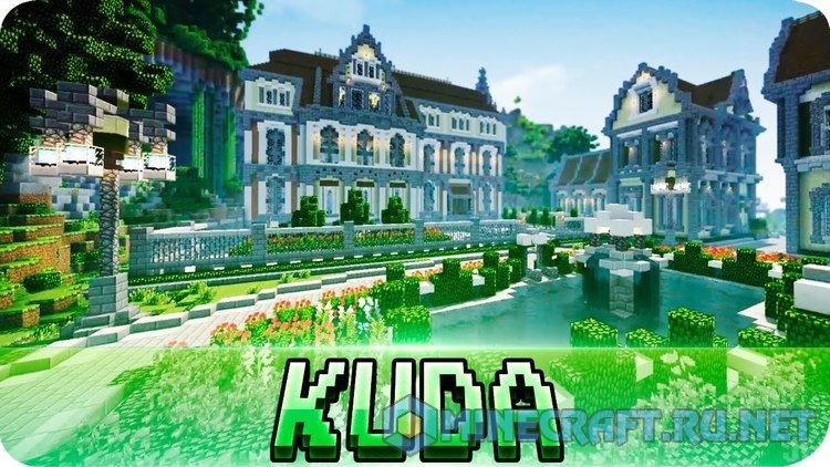 Minecraft KUDA-Shaders