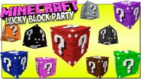 Lucky Block Party - Mods
