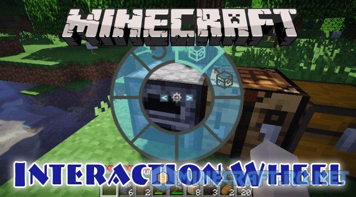 Minecraft Interaction Wheel