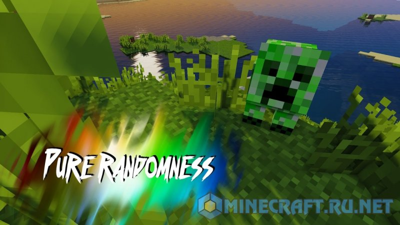 Minecraft Pure Randomness