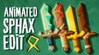 Sphax Animated PvP Edit - Resource Packs