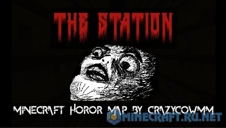 Minecraft The Station
